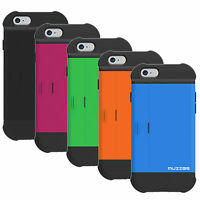 Genuine Muzzbe 3 In 1 Anti Shock Hard Shell Case XO Series For iPhone 6/6S 4.7""