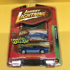 Johnny Lightning 60s Sizzle 1968 Shelby GT500 - Blue