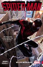 SPIDER-MAN: MILES MORALES VOL #1 TPB Marvel Comics Collects #1-5 Brian Bendis TP