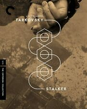 Stalker (Blu-Ray, 2017, 1-Disc, Criterion Collection) NEW! Andrei Tarkovsky