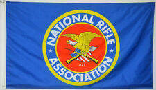 Nra National Rifle Association Flag 2nd Amendment Flag Banner 3X5 Feet Man Cave