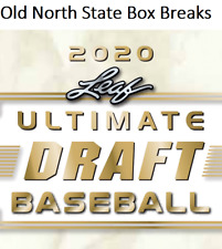 2020 Leaf Ultimate Baseball 12 Box Full Case Break #2 New York Yankees