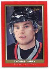 2005-06 Beehive Red 120 Thomas Vanek Rookie