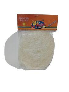 Estropajo De Ixtle_ fribous ixtle. 100% natural