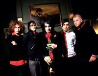 Gerard Way My Chemical Romance 8x11 Photo Helena Photoshoot