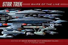 Star Trek: Ships of the Line Hardcover New Updated ver 352 pages released 2014