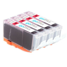 4 Magenta Ink Cartridges for Canon PIXMA iP3600 MP540 MP620 MP980 MX870