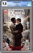 Astonishing X-Men #51B Djurdjevic 1:25 Variant CGC 9.8 2012 3723222021