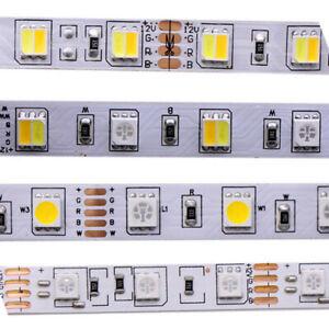 DC 12V 24V 5050 RGB 5Color CCT LED Strip Waterproof CCT RGBW RGBWW light tape