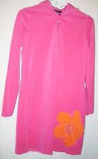 Girl's Lands' End Dress Hooded Pullover Long Sleeve Size XL 16