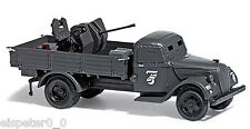 Busch 80022 ford v8 g917ts panzerkfz./antiaéreo, h0 1:87, Military Edition