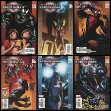 War of the Symbiotes Comic Set 1-2-3-4-5-6 Lot Venom Ultimate Spider-Man 123-128