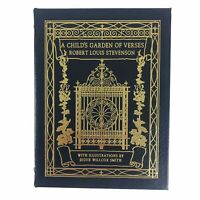 Child's Garden of Verses Easton Press Leather Collector's Edition Willcox Smith