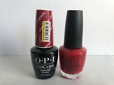 Opi Gelcolor + Matching Gel Polish The Thrill Of Brazil (Gc A16 / Nl A16)