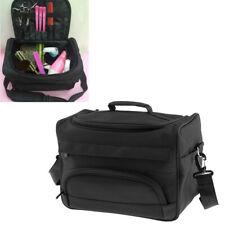 Salon Barber Hairdressing Scissors Comb Tools Storage Pouch Bag Case Black
