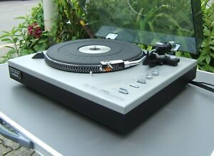 Fisher Studio Standard MT 6321 Turntable - Direct Drive & AT12 - High End
