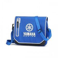 Oficial Yamaha Racing Azul Tablet Bolsa 25x19x4cm Moto Bicicleta Motor Fuera De Borda