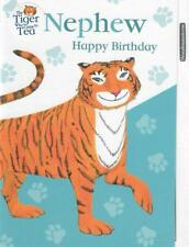 Nephew Happy Birthday Greeting Card From The Books The Tiger Who Came For Tea