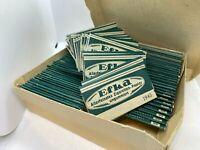 "ORIGINAL GERMAN WWII WEHRMACHT AFRICA CIGARETTE PAPER ""EFKA"" - 1943 Dated RARE!"
