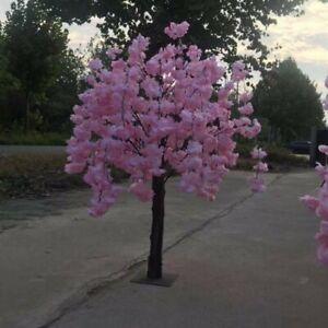 120cm Pink Wisteria Cherry Blossom Tree WEDDINGGENERAL®-ARTIFICIAL