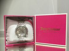 Juicy Couture Ladies' La Luxe Watch With Diamond Bezel