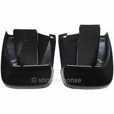 OEM Honda 01-02 Civic Coupe / 2 Door Rear Splash Guards Mud Flaps with Hardware