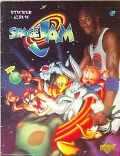 "UPPER DECK: ALBUM FIGURINE ""Space Jam"" COMPLETO 1996"