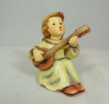 "M.I. Hummel Goebel Figurine ""Sounds of the Mandolin""  #438  TMK 6  *K"
