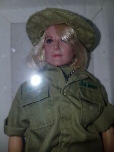 gi jane nurse custom figure
