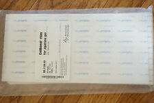 Ge 80 1129 32 Gelbond Film 124 X 258 Mm Pkg50 Agarose Gel Electrophoresis