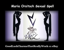 Maria Orsitsch Extremely Powerful Magical Sexual Spell Helps Awesome Love & Sex!