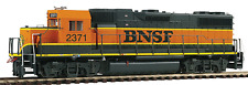 "Walthers HO Scale Proto 2000 Diesel EMD GP38-2 w/88"" Nose BNSF #2371 920-31020"