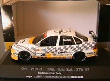 OPEL VECTRA #28 TEAM SMS STW 1997 MICHAEL BARTELS ONYX XT071 1/43 TOURING CARS