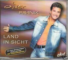 (323F) Oliver Frank, Land In Sicht - CD