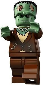 #7 LEGO Minifig series 4 8804 The Frankenstein Monster