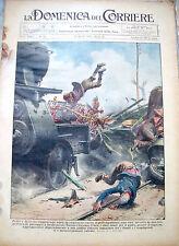 87) 1931 INCIDENTE A VARANO DI ANCONA TRENO E CAMION DOMENICA DEL CORRIERE