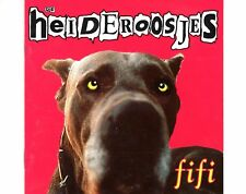 CD DE HEIDEROOSJES fifi	VG++ ( DUTCH PUNK) (B0594)