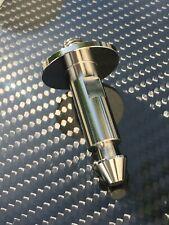 Strongest Windsurfing Euro Pin mast base pin. Titanium Gr5 M8 thread
