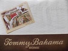 NEW TOMMY BAHAMA ANGUILLA  IVORY 4 PIECE QUEEN SHEET SET