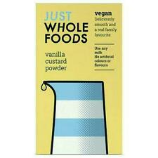 Just Wholefoods Vanilla Custard Powder (100g)