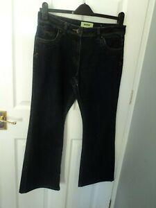 boot cut jeans size 14 short leg