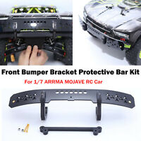 For 1/7 ARRMA MOJAVE RC Car Front Bumper Bracket Protective Bar Kits Replacement