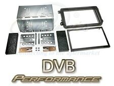 CT23SK03 Skoda Roomster (06 On) Double Din Facia Fitting Kit