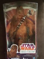 "Star Wars Forces of Destiny ~ 11"" ELECTRONIC ROARING CHEWBACCA FIGURE"