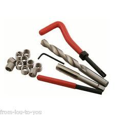 25 Piece Thread Repair Kit M8 X 1.25 X 10.8mm - helicoil coil Twist Drill Tap
