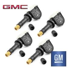 18-19 GM GMC TERRAIN OEM TPMS TIRE PRESSURE MONITOR SENSORS SET OF 4