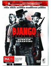 Django Unchained (Leonardo DiCaprio) DVD R4 As New!