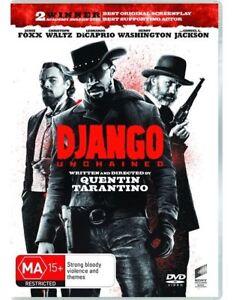 Django Unchained DVD : NEW