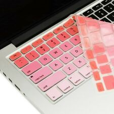 "Faded Ombre Silicone Keyboard Cover for Macbook Pro 13"" 15"" 17""/New Air 13"""