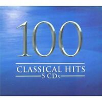 100 Classical Hits - Various Artists (NEW CD)